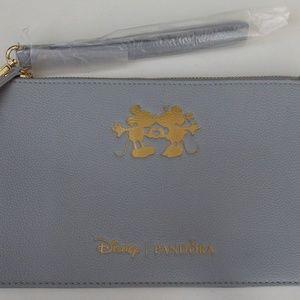 *Limited Edition* Pandora Disney Wristlet/Clutch